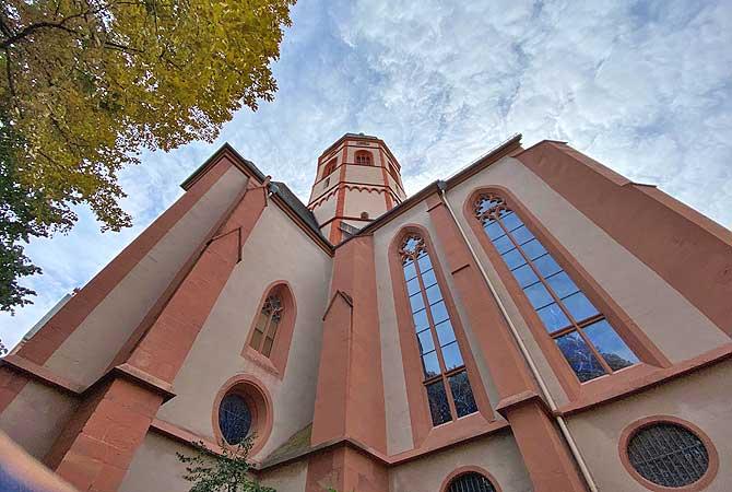 St Stephan Kirche in Mainz