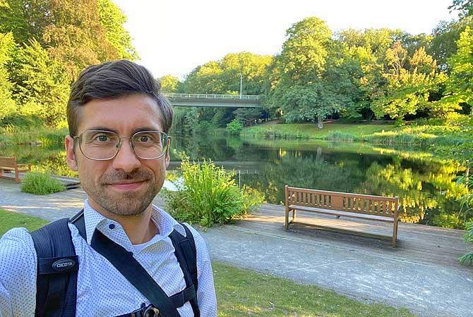 Dein Deutschland Reiseblog im Essener Grugapark