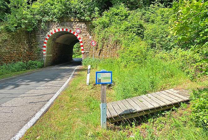 Brücke Mermicherhof bei Boppard
