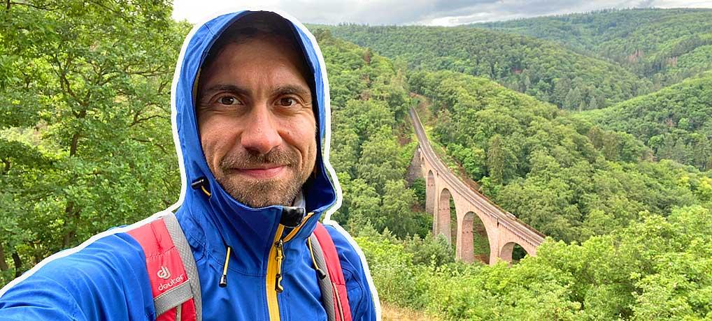 Dein Deutschland Reiseblog auf dem Hunsrückbahn Wanderweg bei Boppard am Rhein