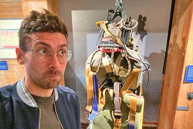 Dein Deutschland Reiseblog beim Ausflug ins Maritime Museum