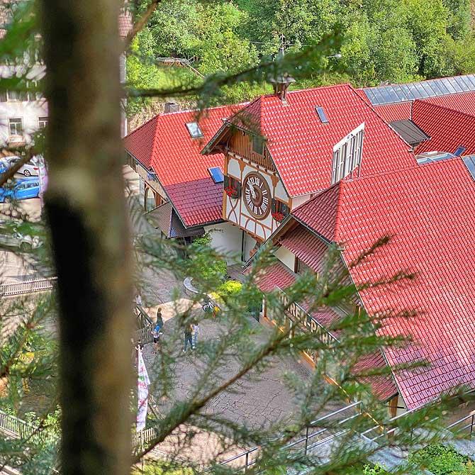 Eble Uhrenpark in Triberg
