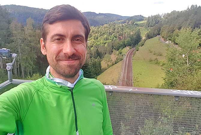Dein Deutschland Reiseblog auf dem Schwarzwaldbahn-Erlebnispfad bei Triberg
