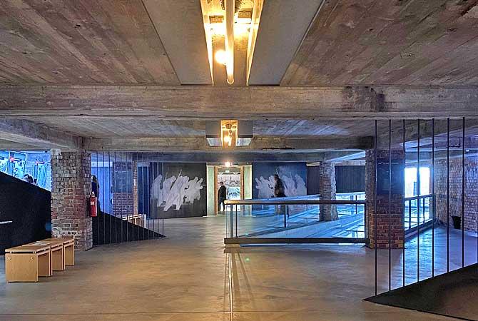 Ausstellung im Dokuzentrum Reichsparteitagsgelände