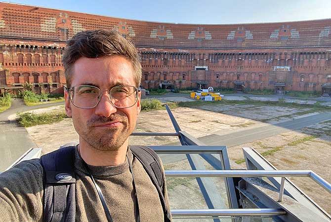 Dein Deutschland Reiseblog auf dem Nürnberger Reichsparteitagsgelände