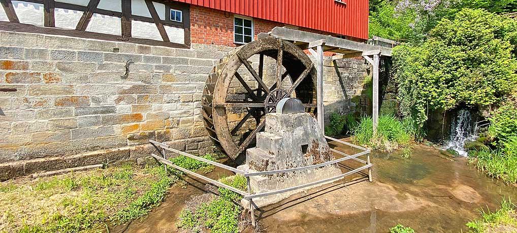 Der Mühlenwanderweg bei Gschwend zum Hagbergturm ist eine schöne Wanderung in Baden Württemberg