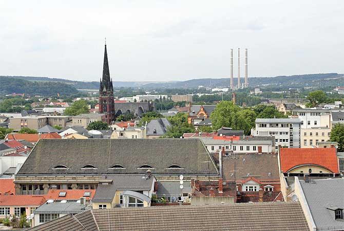 Es gibt ziemlich viele Sehenswürdigkeiten in Gera laut diesem Deutschland Reiseblog