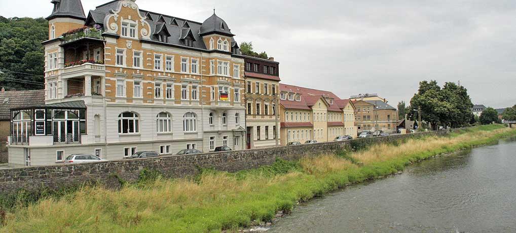 Zu den top Sehenswürdigkeiten in Gera gehören das Otto Dix Museum, die Weisse Elster und der Hofwiesenpark