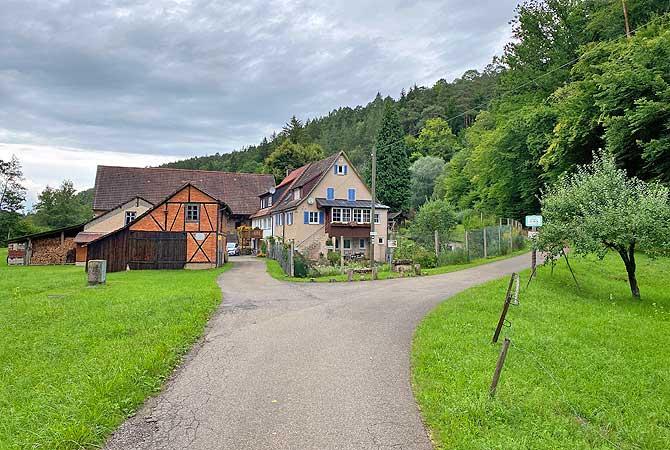 Wohnhaus in der Reichenbachstraße Filderstadt