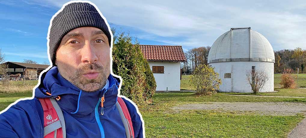 Eine Wanderung von Bad Liebenzell nach Schömberg bringt dich an Sternwarte und Steinkreis vorbei