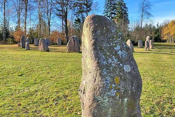Steinkreis bei Schömberg