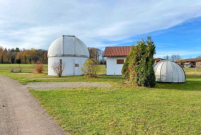 Bieselsberg Planetarium