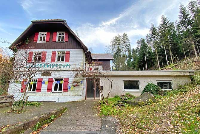 Wassermuseum bei Bad Liebenzell