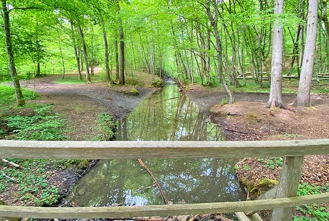 Sulzbach Schönaich wandern