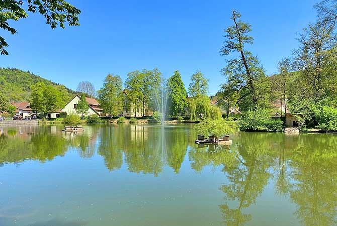 Feuersee in Murrhardt