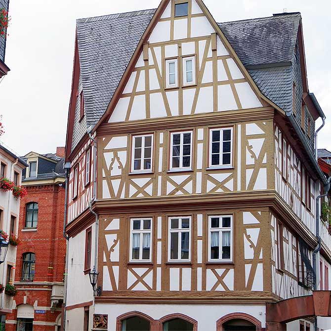 Am Kirschgarten Mainz