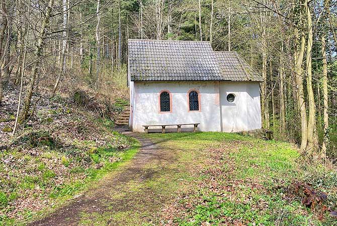 Waldkapelle Maria Hilf