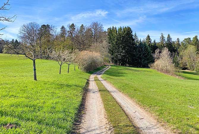 Wanderung durch das Würmtal bei Pforzheim