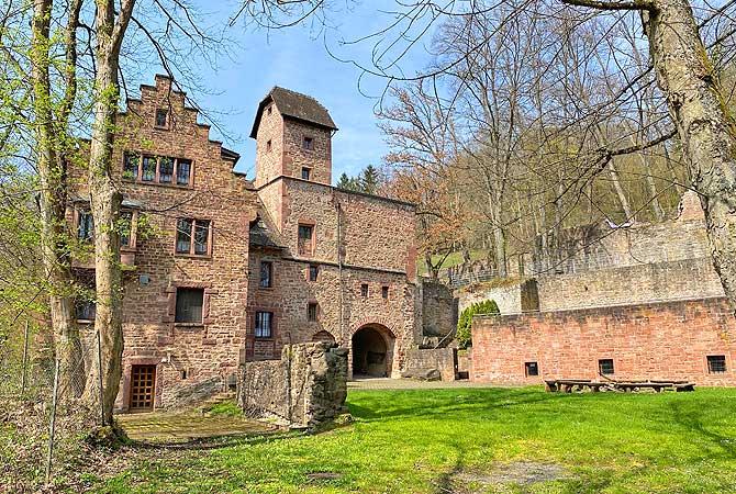 Freizeitheim Burg Steinegg Neuhausen
