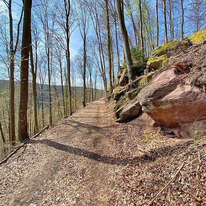 Schöne Wanderung in Baden Württemberg durchs Würmtal