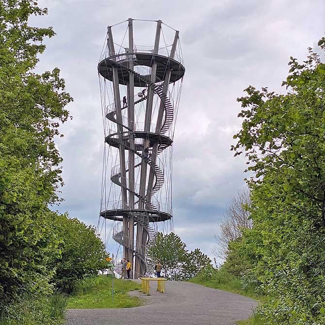 Schönbuchturm Herrenberg im Naturpark Schönbuch